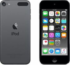"New Imported Apple iPod Touch 16GB 4"" 8MP VGA 6th Generation SPACE GREY Color"