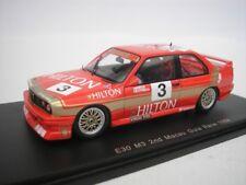BMW M3 E30 #3 2ème COURSE DE GUIA MACAO 1988 M. OESTREICH 1/43 SPARK SA036 NEUF
