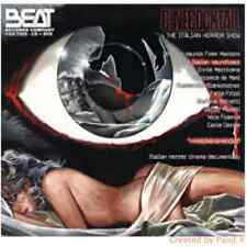 V.A.-Cinecocktail 4 the Italian Horror Show-NEW CD+DVD