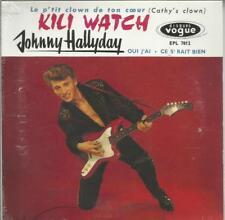 JOHNNY HALLYDAY  KILI WATCH NEUF EN BLISTER