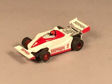Tyco Custom F1 Indy 440X2 Ferrari 1 ho slot car 4 Afx Tomy Auto World Mega Track