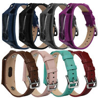 For Xiaomi Mi Band 2 Bracelet Replacement Leather Wristband Band Strap DurableAU