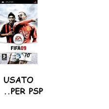 FIFA 09 CALCIO GIOCO USATO PER PSP