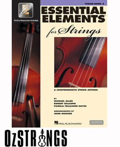 Essential Elements for Strings - Book 2 Violin