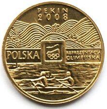 Poland 2 zloty 2008 XXIXth Olimpic Games - Beijing 2008 UNC (#411)