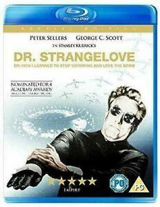 DR. STRANGELOVE Special Edition (Region B) Blu-ray Stanley Kubrick Peter Sellers