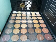 BH COSMETICS Studio Pro Ultimate Neutrals 42 Color EYESHADOW PALETTE -New in Box