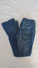 Boys Children's Place Adjustable Stone Wash Boot Cut Semi-Evase Jeans Size 16 #1