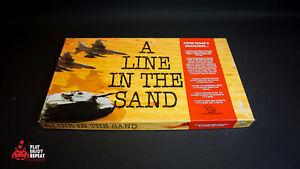 Una Línea en El Arena The Battle Of Irak 1991 Vgc Rápido