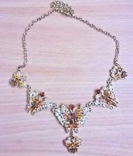 Basia zarzycka farfalla collana gioielli Accessorio