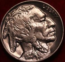 Uncirculated 1929 Philadelphia Mint  Buffalo Nickel
