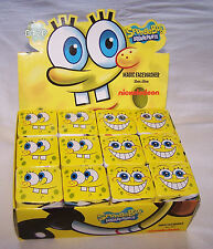 6x SpongeBob SquarePants Yellow Printed Cotton Magic Face Washer 30cm x 30cm New