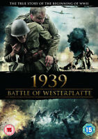 1939: Battle of Westerplatte DVD (2013) Michal Zebrowski, Chochlew (DIR) cert