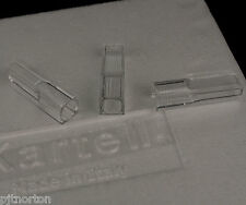 Semi Micro Cuvette high form UV grade PMMA 2.5ml 10mm Path x 100 Kartell