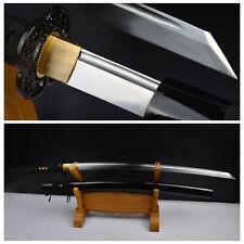 Rare Hand Forge Carbon Steel Blade Japanese Samurai Sword Cherry Blossom Katana