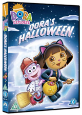Dora the Explorer: Dora's Halloween - Chris Gifford [DVD]