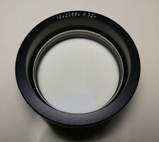 LEICA WILD 0.32x OBJECTIVE LENS MZ MS5 MZ6 MZ75 M3Z Microscope WD=297mm Tested