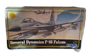 General Dynamics F-16 Falcon 1/72 NIB Model Kit
