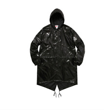 Supreme x Comme des Garcons SHIRT Fishtail Parka Black M Box Logo Down Arabic