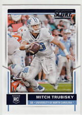 2017 Score Mitch Trubisky RC Chicago Bears #349