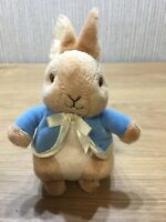 Beatrix Potter Peter Rabbit Plush Soft Toy Teddy Baby Collectable 6 Inch