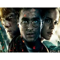 5D Full Drill Diamond Painting Embroidery Harry Potter Cross Crafts Stitch Kits