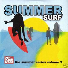 SUMMER SURF - PROMO CD: MUNGO JERRY, DRIFTERS, SUPREMES, JOSE FELICIANO, ASWADD