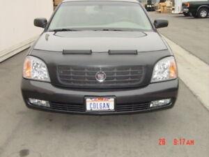 Colgan Premium Sport Hood Bra Mask Fits Cadillac Deville 2002-2005 w/o Ornament