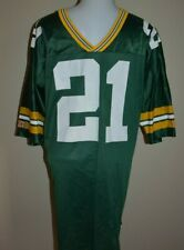 Vintage CRAIG NEWSOME Jersey 48 Green Bay Packers Football Champion NFL