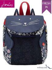 45d9df12bd Joules Junior Buddie Girls Cat Rucksack Back Pack Bag