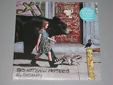 RED HOT CHILI PEPPERS The Getaway 2 LP gatefold New Sealed Vinyl RHCP