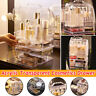Clear Jewellery Box Necklace Rings Storage Organiser Makeup Display Holder Case