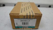 Qty 10 Panduit JMDWB-1-X J-Mod Single-Level Drop Wire Bracket, use w/ JMJH2-X20