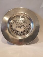 1776-1976 United States of America Bicentennial Plate