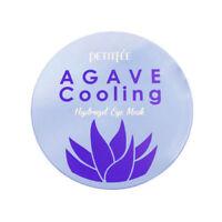 Petitfee Agave Cooling Hydrogel Eye Mask 84g (60pcs) / Free Gift / Korea