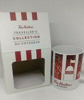 Tim Hortons Canada Coffee Mug Quebec Province Traveler Collection City 2016 Gift