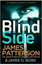 Blindside by James Patterson & James O. Born (PDF,ePUB,Kindle)