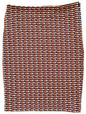 NWT OPENING CEREMONY Knit Pencil Skirt Size S Orange Multi