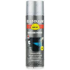 x 20 Rust-Oleum adhérence apprêt TRANSPARENT BLEU Peinture aérosol 2102