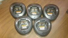 Motorala Ntn8831B Charger base lot of 5