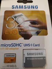 32gb micro sd SDHC memory card high speed EVO CLASS 10 cell phone New i android
