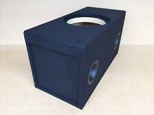 """Custom Ported Sub Box Enclosure for 1 12"""" Skar Audio ZVX-12 subwoofer - 34 HZ"""