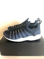 NIKE AIR ZOOM SPIRIMIC MENS SIZE 9 MIDNIGHT NAVY NEW 881983 400