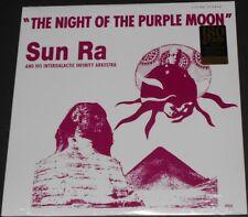 SUN RA the night of the purple moon USA LP new sealed 180 GRAM VINYL arkestra