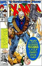 UNCANNY    X--MEN   [Marvel  -  Nov  1992} X - Cutioner's  Song  ## 294  ## 296
