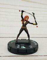 2020 Marvel Black Widow Movie HeroClix WIDOWS SPY 011 Rare Figure /& Card