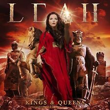 LEAH Kings & Queens CD 2015
