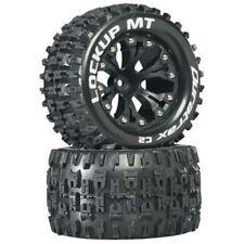 DuraTrax Lockup MT 1/10 2.8 Mounted Truck Tires 1/2 Offset DTXC3510