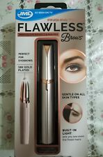JML Finishing Touch Flawless Brows Eyebrow Shaper Hair Remover Pain Free Trimmer