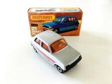 Matchbox Superfast nº 21 C renault 5 TL con original box/Lesney 1978 #03
